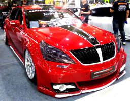 VIP Night Style Custom Equus Luxury Sedan by toyonda