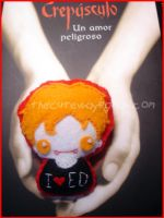 .:Edward Cullen. Brooch:. by SaMtRoNiKa