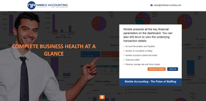 Accounting Software To Manage Your Staffing Firms by Alexandermark