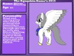 judge application Silver Starling by TheLupinearRider