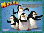 Penguins of madagascar by Goth500