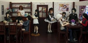 Rimini doll convention 2014 by saskha