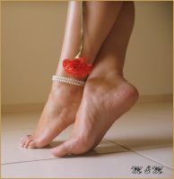 WHITE TOES 8 by PhotoAdicct
