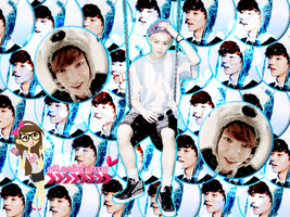 BLEND LUHAN - EXO by MrsKwon8