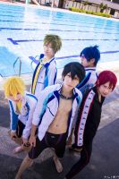 Free! by AlienZai