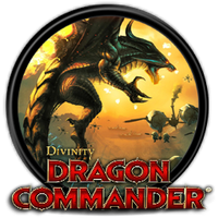 Divinty Dragon Commander - Icon by Blagoicons