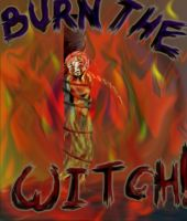 Burn The Witch by Scrann
