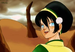 Toph by Dhesia