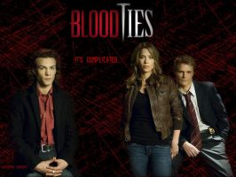 Blood Ties Cast by Dragonkai