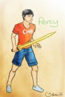 Percy J. Colored by siibreeze
