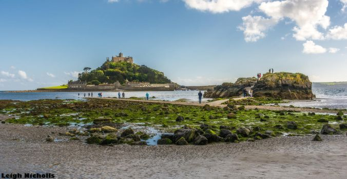 St Micheal's Mount 2 by nicholls34