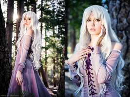 The Lady Amalthea by nihilistique