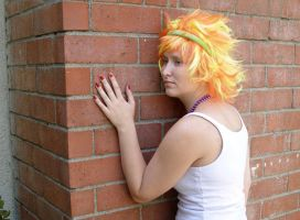 fire hair 6 by PhoeebStock