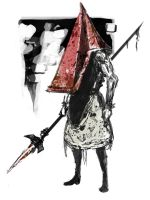 Pyramid Head by ManBean