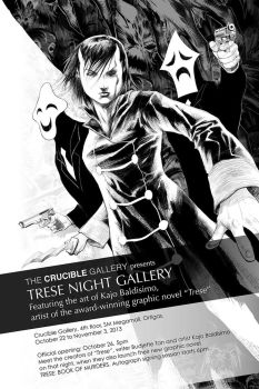 TRESE exhibit Oct26 by Budjette