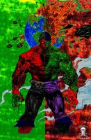 When Hulk's Collide    CB2 by CDL113