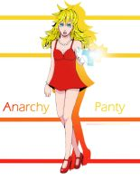 Anarchy Panty by SlowParentsCrossing