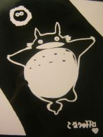 Totoro Project by bunnysmiles