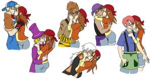 HM IoH - Couples by jewelschan