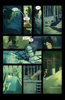 DISHONORED COMIC BOOK.  4 p. by SapeginM92