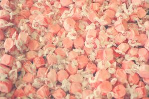 Candy Pile by hennatea