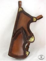 Arrow quiver by Hobbit-Leatherworks
