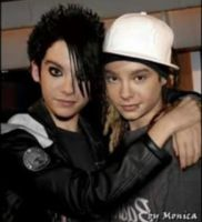 Bill and Tom Kaulitz by Giglilucia