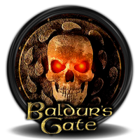 Baldur's Gate Icon by Kamizanon