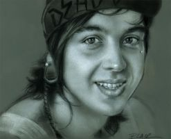 Tony Perry, Pierce The Veil by Cynthia-Blair