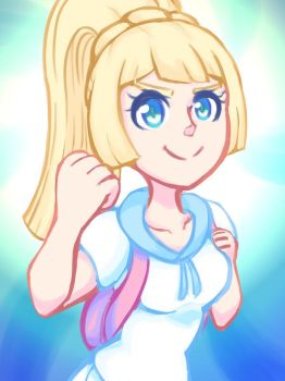 [DailyFanart] 12/06/17: Lilie by PhiphiAuThon