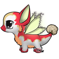 100-8 Themes - Dragon Adopt - Adopted by Feralx1