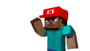 Minecraft + Mario = Minerio...? by SkyDoesMinecraft