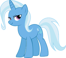 The Great and Condesending Trixie by uxyd