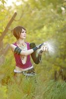 Dragon Age - Morrigan by kirawinter
