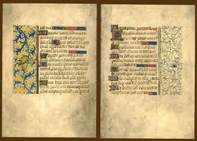French Book Of Hours by Siobhan68