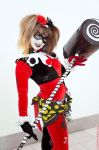 Harley Quinn Cosplay by Chex33