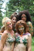 Woodland Warriors by LoveIsMyHate