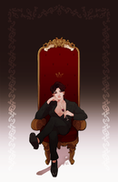 prince yeol by genicecream