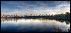 Central Park HDR by seb88