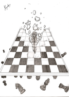 Life in Chess by fmagalhaes