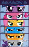 MLP Season 5 ...Coming Soon by OinkTweetStudios