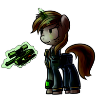 A Little Pip by InLucidReverie