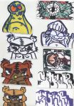 stickers7 by thenumber1bomber