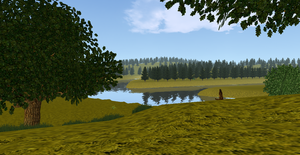 Border with ForestClan by CenturiesForGlory