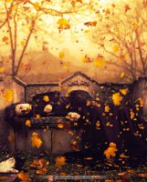 Day Of Autumn by mossaabdaoui