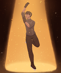 Phichit Skating by Butter-Fish