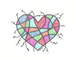 Heart Strings by whitneyfawn