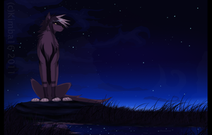 Night Watcher by kimba16