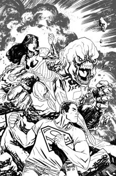 WW SUP cover 24 by YanickPaquette