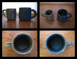 Mugs by curiousused